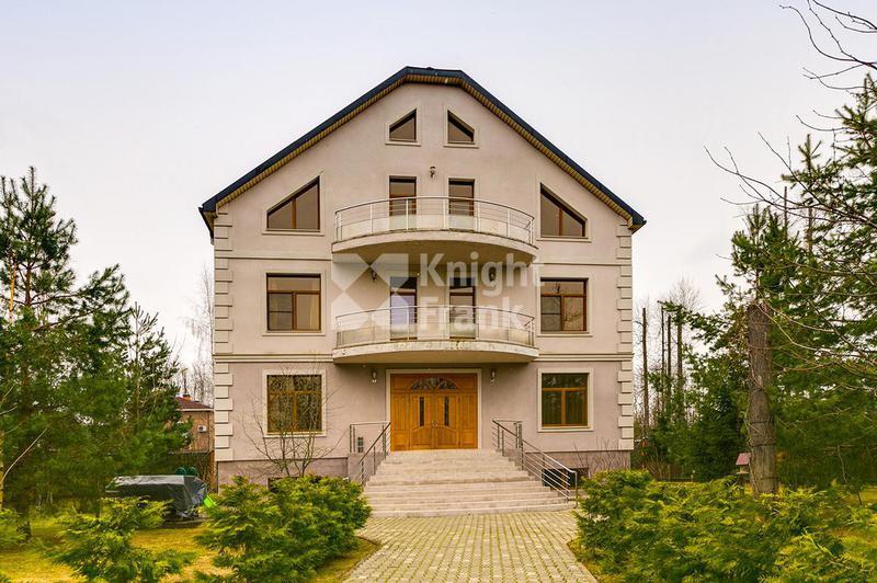 Дом Зеленая роща, id hs0500808, фото 1