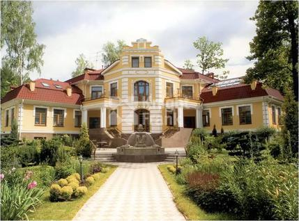 Дом Лесной Простор 2, id hs0900606, фото 1