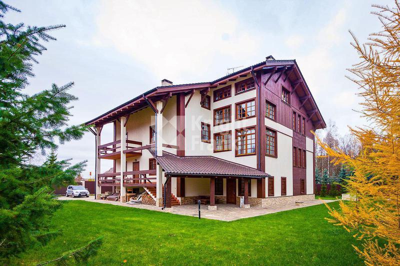 Дом Новодарьино, id hs0901204, фото 1