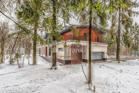 Дом Успенские Леса (1-ое Успенское шоссе), id hs0901516, фото 2