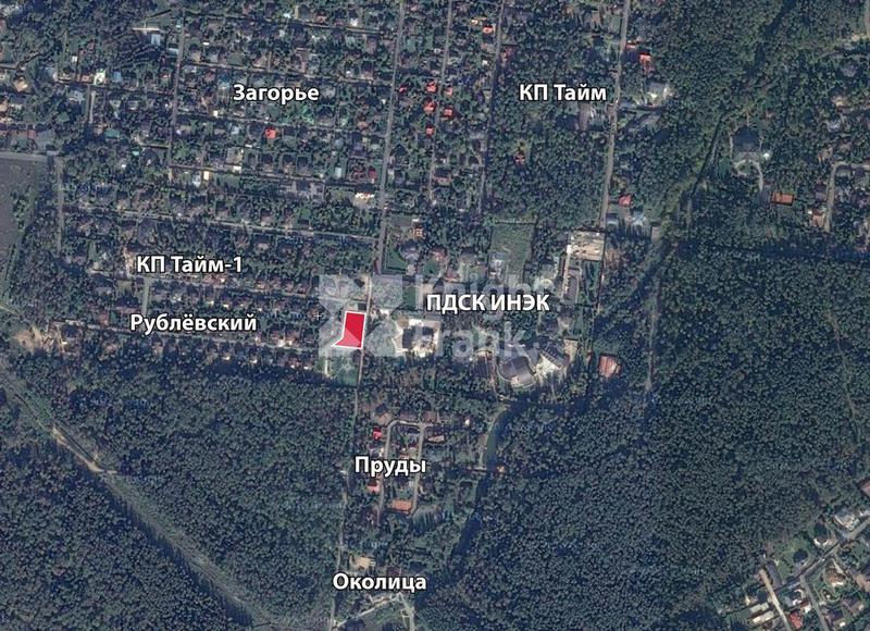 Участок КП Рублевский, id ls1101115, фото 2