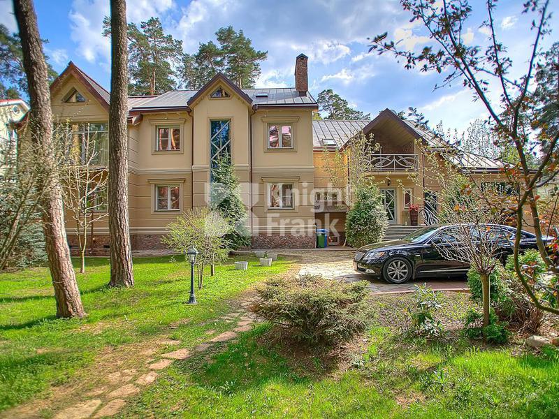 Дом Красная поляна, id hs1101401, фото 1