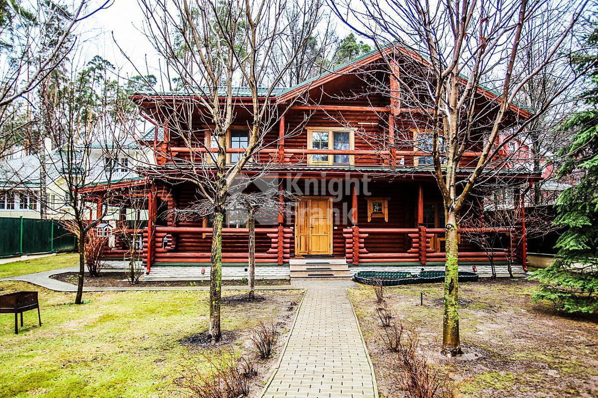Дом Николина гора РАПС, id hs1104311, фото 1
