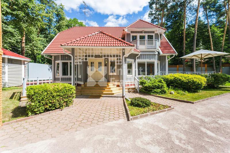 Дом Серебряный бор, id hs1304764, фото 1