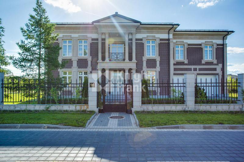 Дом Парквилль Жуковка, id hs1307317, фото 1
