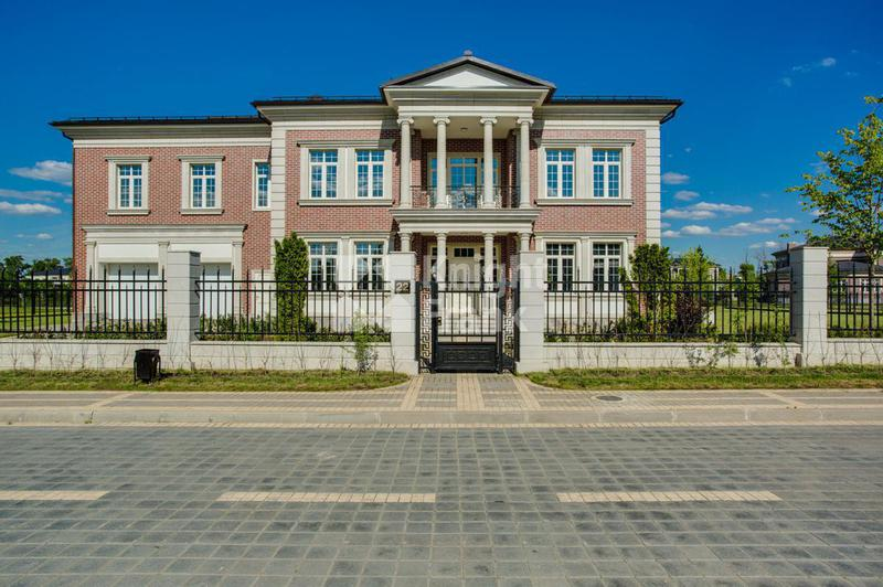 Дом Парквилль Жуковка, id hs1307319, фото 1