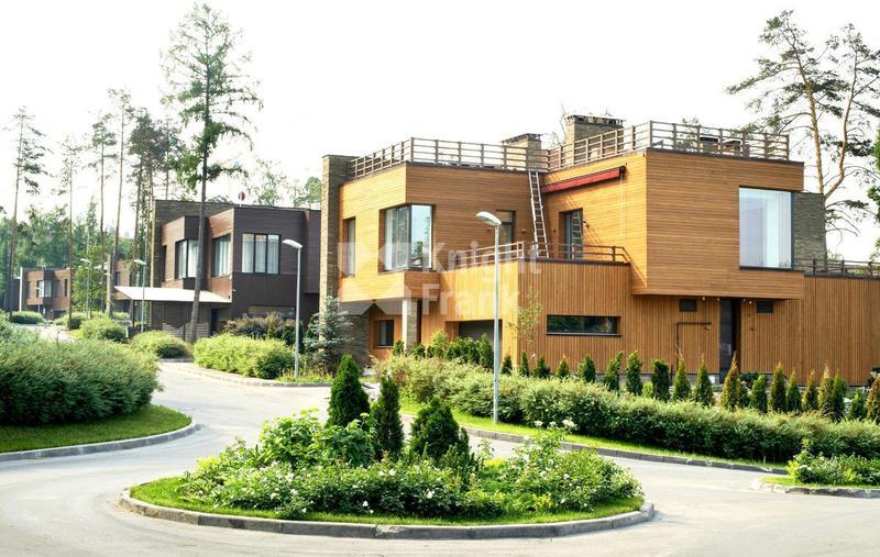 Таунхаус Резиденция Рублево, id hs1307718, фото 1