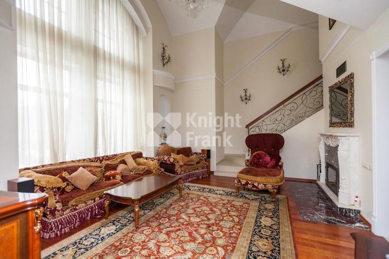 Дом Рублевские горки, id hs1313902, фото 1