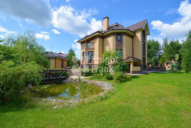 Дом Русская деревня, id hs1412802, фото 1