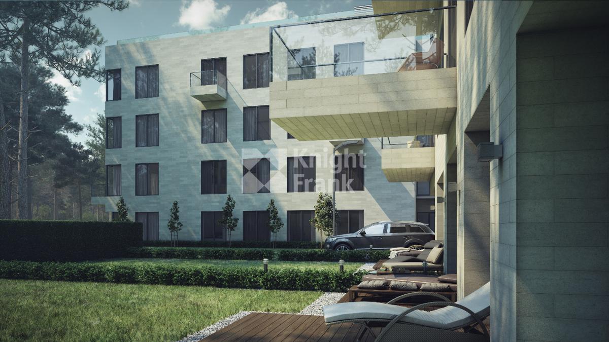 Квартира LEVEL Barvikha Residence, id hs9901723, фото 1
