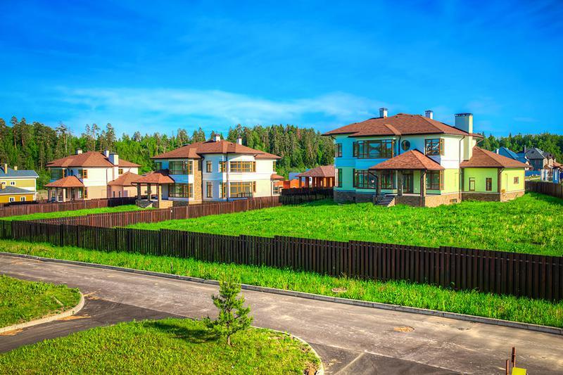 Поселок Истринские усадьбы, id sl99042, фото 1