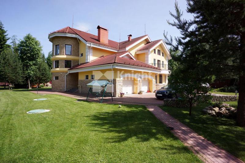 Дом Зеленая роща, id hs9909454, фото 1