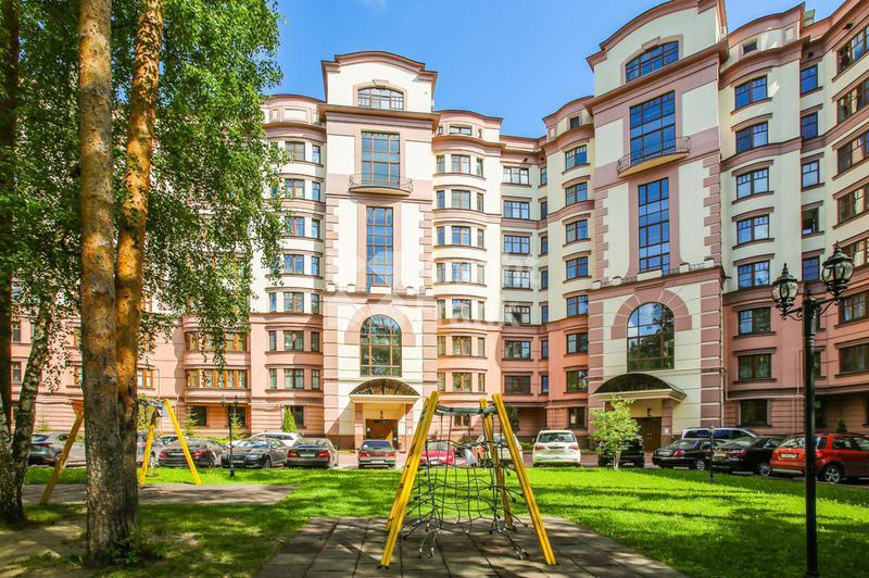 Квартира Сосны Николина Гора, id hs9909838, фото 1