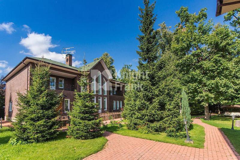 Дом Лесной Простор 2, id hs9910182, фото 1