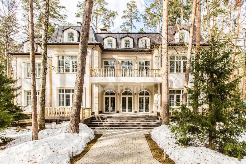 Дом Ильинские дачи, id hs9910322, фото 1