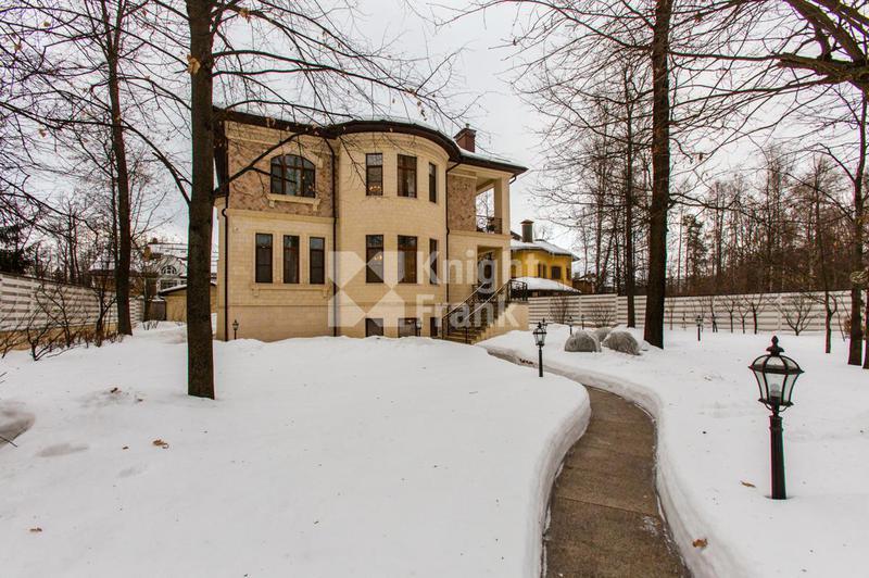 Дом Лесной Простор 3, id hl9910689, фото 1