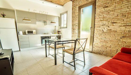 Апартаменты Апартаменты в районе Рамбла в Испании, id ir1005, фото 1