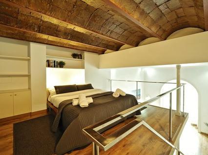 Апартаменты Апартаменты в центре Барселоны, id ir1009, фото 1