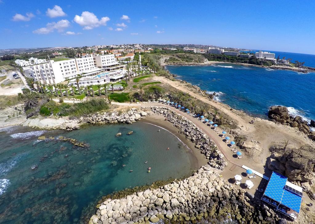 Отель/бутик-отель 4* отель на побережье Пафоса, id ir1015, фото 1