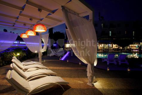 Отель/бутик-отель Стильный отель в Пафосе, id ir1018, фото 4