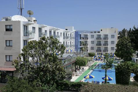 Отель/бутик-отель Стильный отель в Пафосе, id ir1018, фото 1