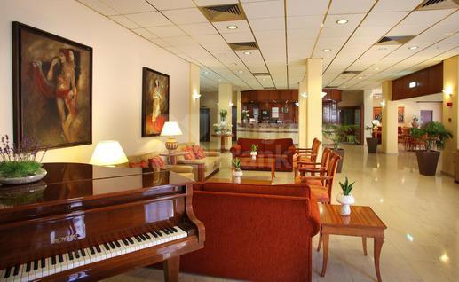 Отель/бутик-отель 4* Отель на побережье Лимасола, id ir1020, фото 2