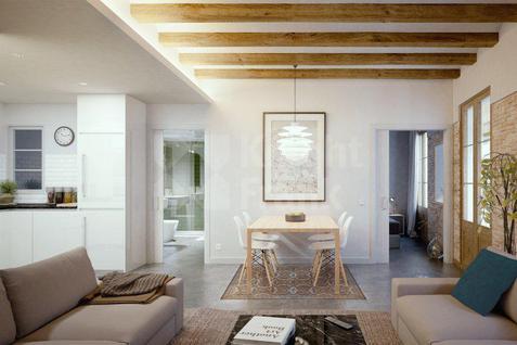 Апартаменты Новое строительство в центре Барселоны в Испании, id ir1051, фото 1