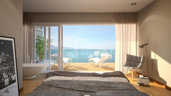 Апартаменты Апартаменты в новой резиденции на берегу Женевского озера, id ir1104, фото 2