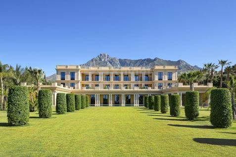 Вилла Вилла в дворцовом стиле в Испании, id ir1122, фото 1
