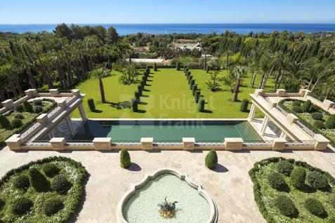 Вилла Вилла в дворцовом стиле в Испании, id ir1122, фото 2