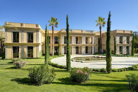 Вилла Вилла в дворцовом стиле в Испании, id ir1122, фото 3