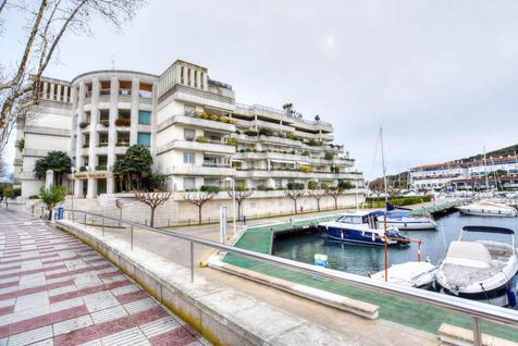 Апартаменты Апартаменты с террасой в Плайя-де-Аро в Испании, id ir1136, фото 1