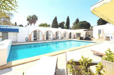 Вилла Вилла с гостевым домом в Санта-Эулалии в Испании, id ir1142, фото 1