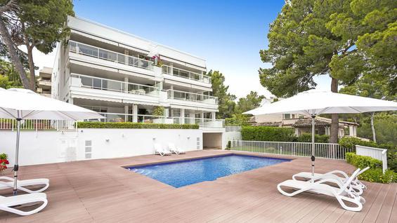 Апартаменты Апартаменты с видом на бухту Пальмы., id ir1161, фото 1
