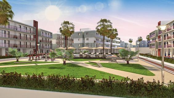Отель/бутик-отель Апартаменты в кампусе международного университета, id ir1170, фото 3