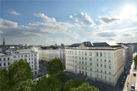 Редевелопмент Исторический проект в 1 округе Вены, id ir118, фото 1