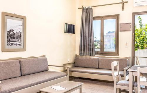 Отель/бутик-отель Отель на курорте Ханья в Греции, id ir1201, фото 4