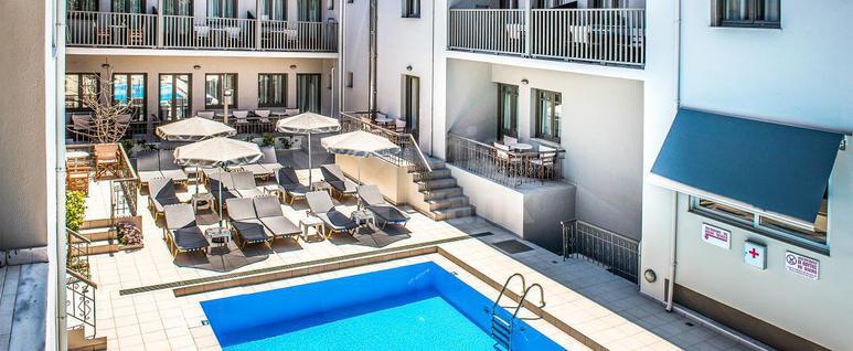 Отель/бутик-отель Отель на курорте Ханья в Греции, id ir1201, фото 1