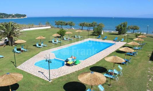 Отель/бутик-отель Гостиничный комплекс на первой линии в Греции, id ir1202, фото 2