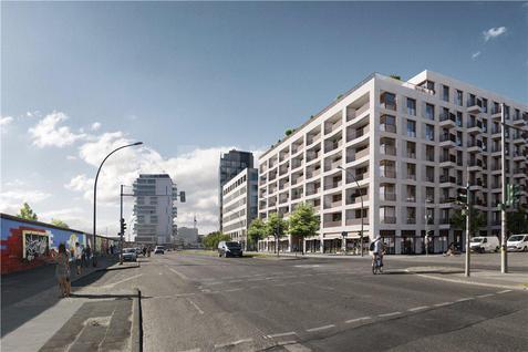 Новостройка Квартиры в модном районе в Германии, id ir1264, фото 1