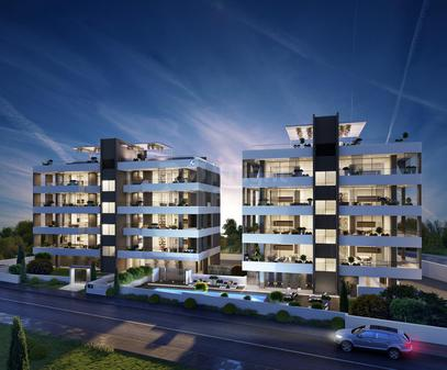 Апартаменты Двуспальные апартаменты в престижном районе, id ir1272, фото 1