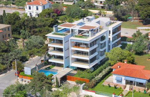Апартаменты Апартаменты в районе Эллинико в Греции, id ir1289, фото 2