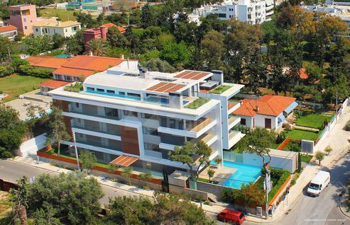 Апартаменты Апартаменты в районе Эллинико в Греции, id ir1290, фото 1