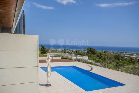 Дом Дом с видом на море в Кабрера-де-Мар, id ir1318, фото 4