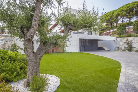 Дом Дом с видом на море в Кабрера-де-Мар, id ir1318, фото 3
