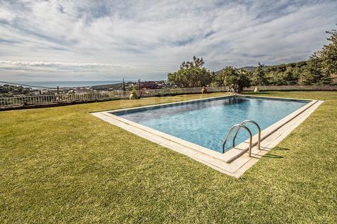 Вилла Вилла с видом на море в Кабрильс в Испании, id ir1358, фото 2
