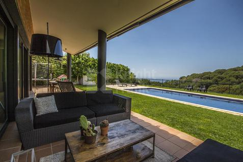 Вилла Современный дом с видом на море в Испании, id ir1365, фото 4