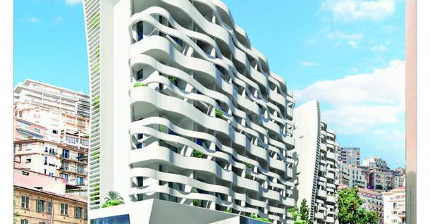 Апартаменты Дуплекс в Монако, id ir1369, фото 1