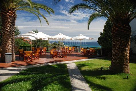 Отель/бутик-отель Отель с видом на море в Греции, id ir1372, фото 2