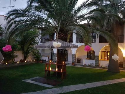 Отель/бутик-отель Отель с видом на море в Греции, id ir1372, фото 1